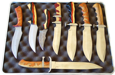 Knife Blade Designs Eric 39 s Custom Knife Blades Are